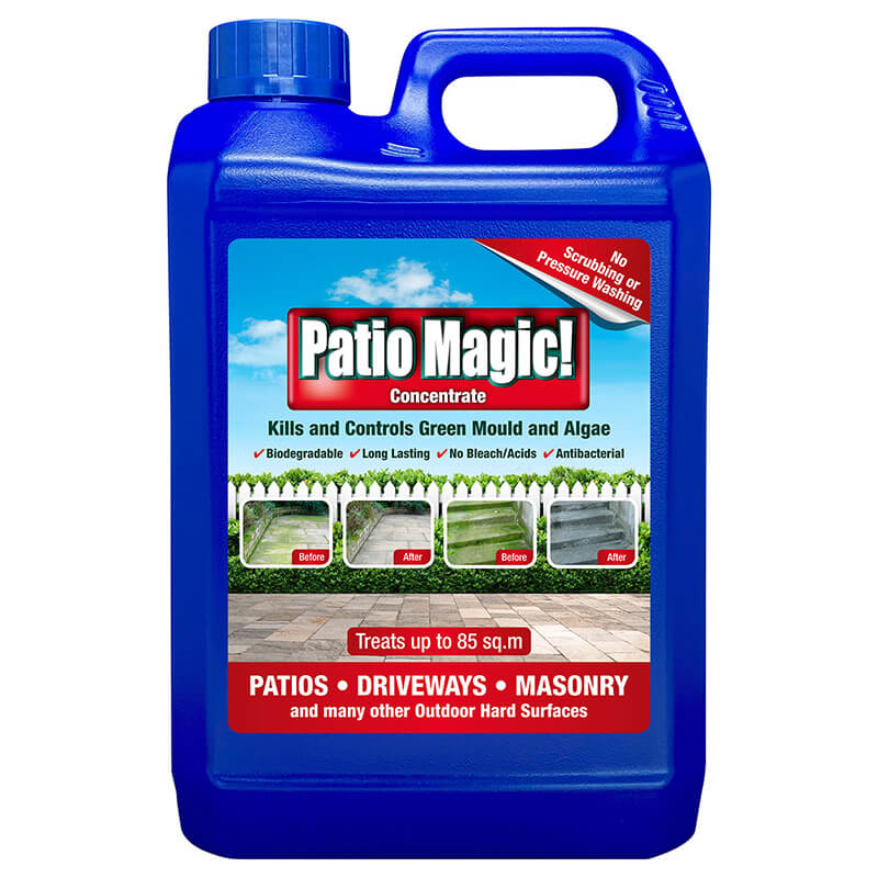 Patio Magic! 2.5 Litres