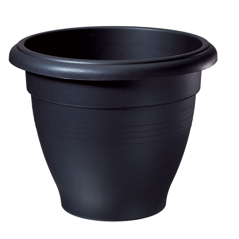 30cm Palladian Planter in Black