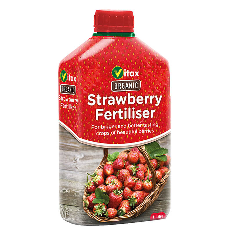 Organic Strawberry Fertiliser 1 litre Bottle