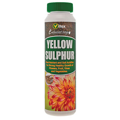 Yellow Sulphur 225g Bottle