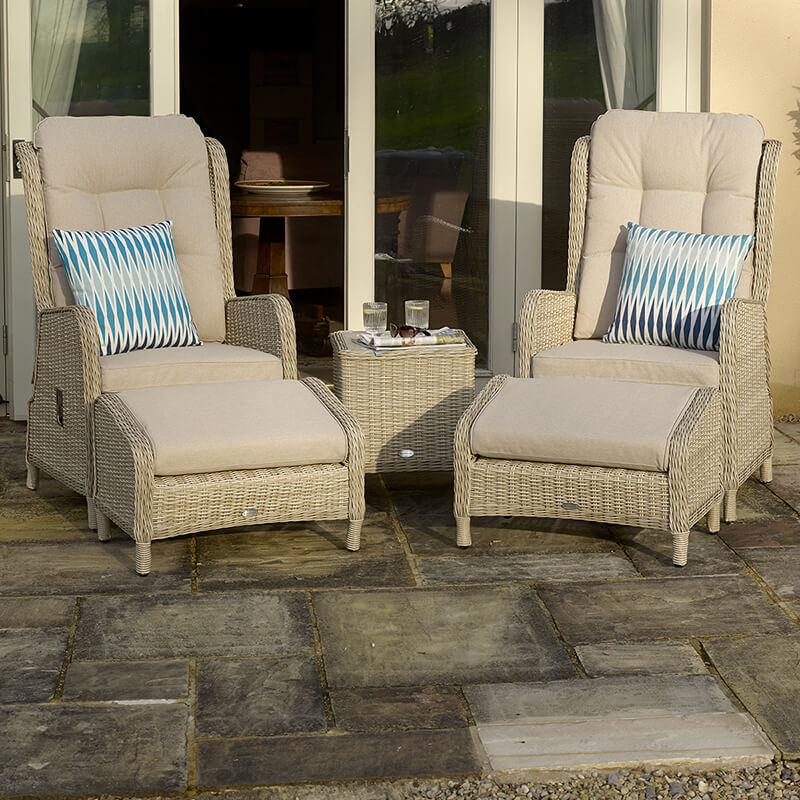 Chedworth Deluxe Recliner Set