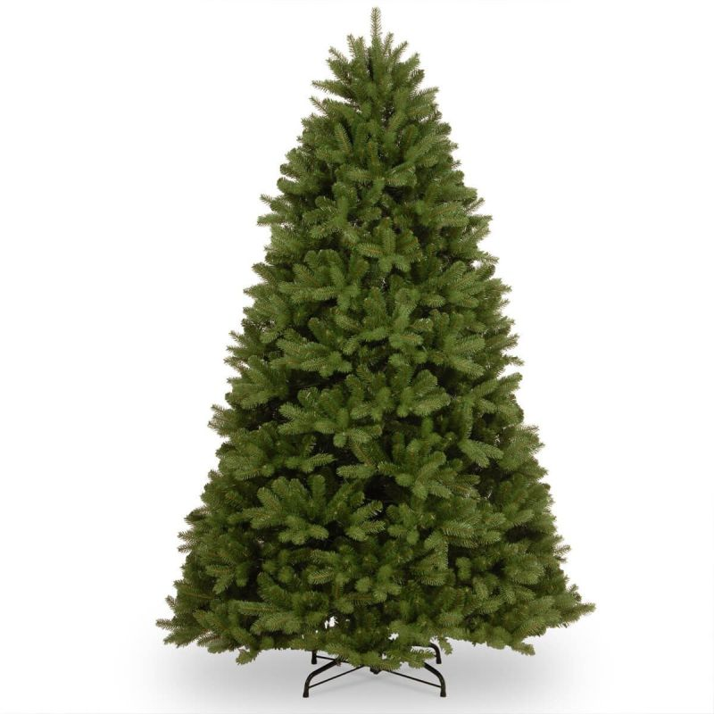 7 1/2' Feel Real® Newberry® Spruce Hinged Tree