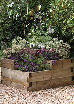 Planters & Beds