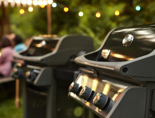 Weber Spirit Barbecue