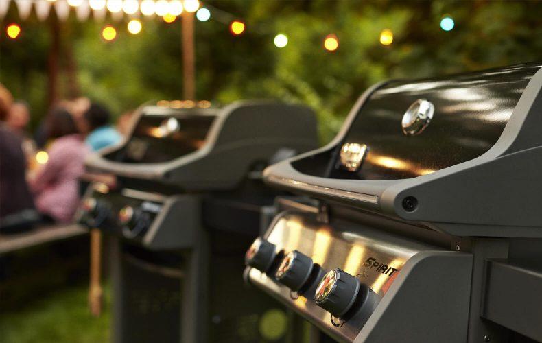 Weber Spirit Barbecue