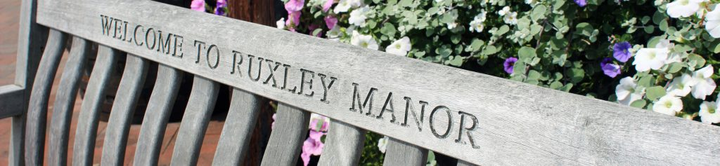 Ruxley Manor Departments