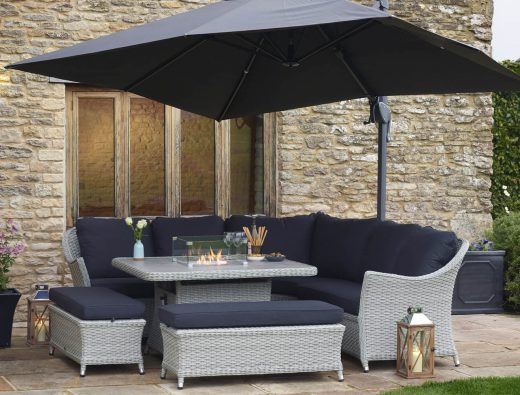 Chatsworth Firepit Furniture Set