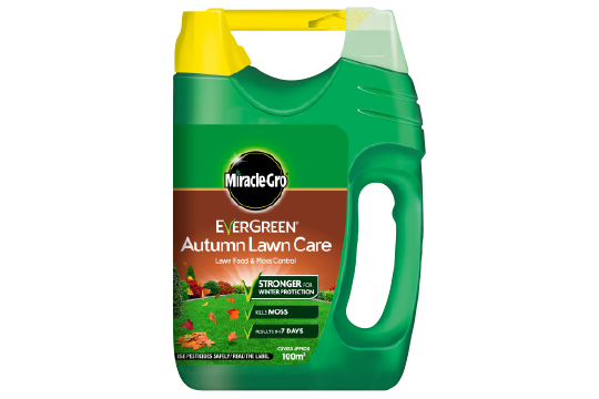 Miracle Gro Autumn Lawn Care