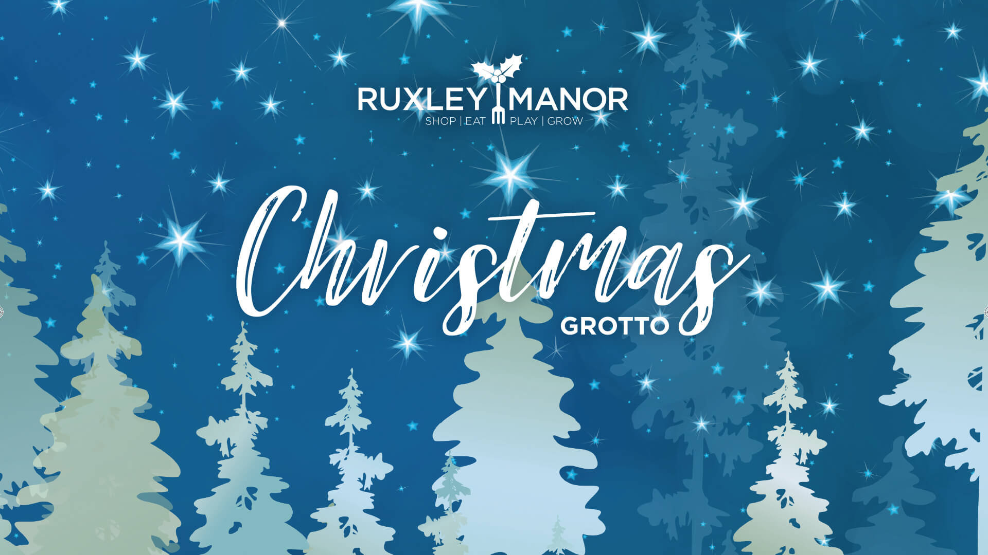 Ruxley Manor Christmas Grotto