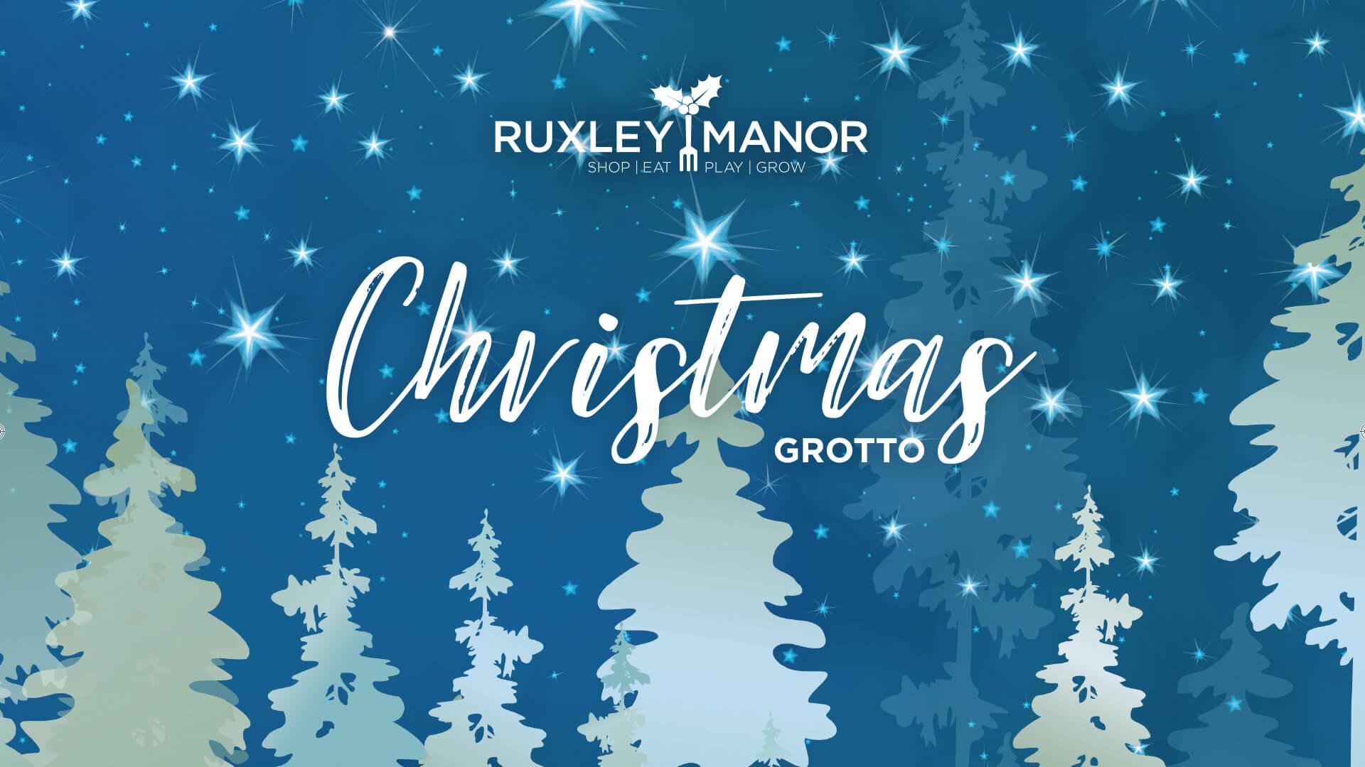 Ruxley Manor Christmas Grotto