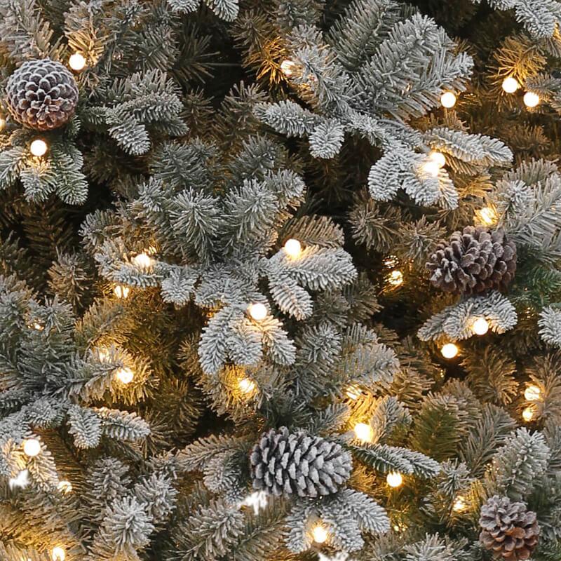How Many Lights Do I Need On My Christmas Tree Ruxley Manor