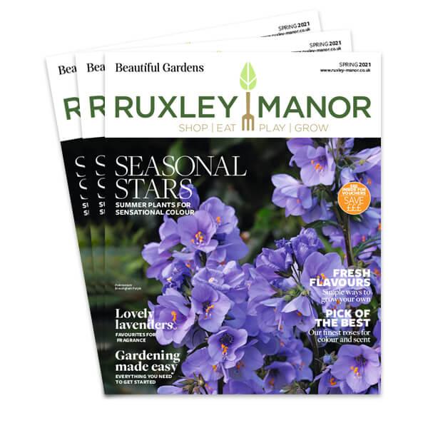 2021 Ruxley Magazine Beautiful Gardens