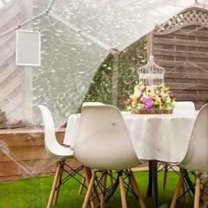 Ruxley Manor Summer Pods