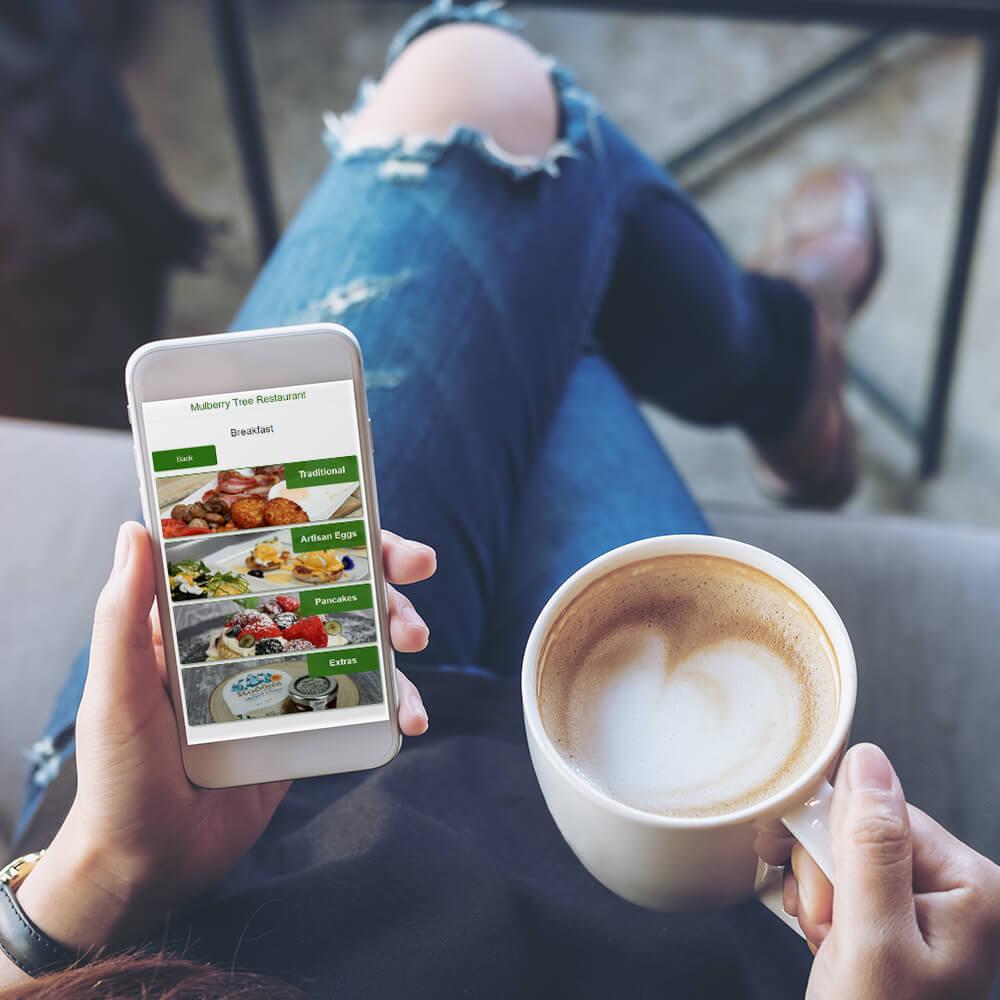 Mulberry Tree Restaurant App