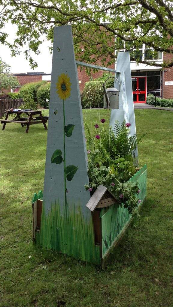Ruxley in Bloom St James Primary