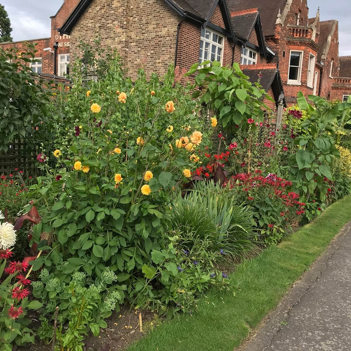 Sidcup Place Community Gardens