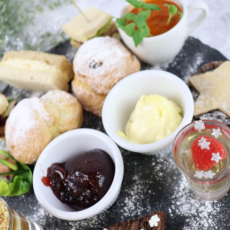 Christmas Afternoon Tea Ruxley Manor